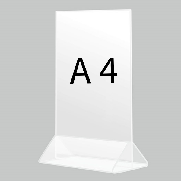 Менюхолдер А4 Стандарт