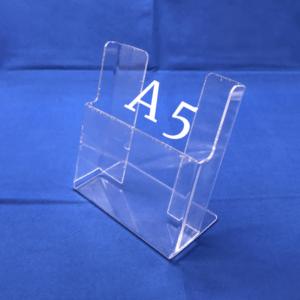 Буклетница настольная на 1 отделение А5