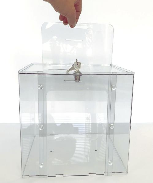 Ящик для голосования 300 х 300 х 300