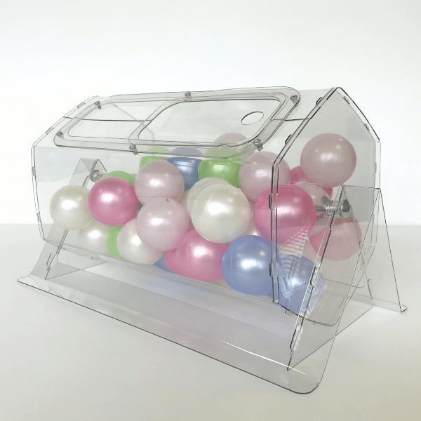 Барабан для розыгрыша с шарами
