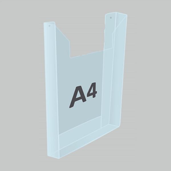Карман А4 толщиной 0,7 мм под пачку листов