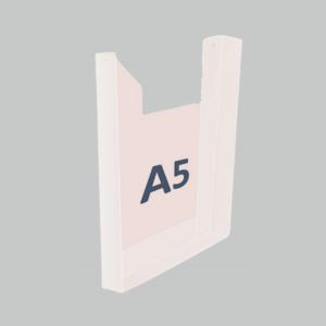 Карман А5 толщиной 0,5 под пачку листов